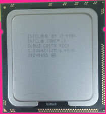 Intel Core i7-980X Extreme Edition SLBUZ 3.33GHz LGA1366 6core 12M CPU Processor