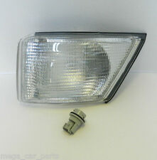 IVECO DAILY 99-06 N/S FRONT LEFT PASSENGER INDICATOR LIGHT+ BULB HOLDER - CLEAR