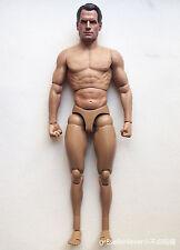 "1/6 Head Sculpt Henry Cavill Batman v Superman with 12"" figure Body"