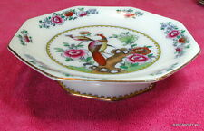 """F Winkle (Old Chelsea) 8 3/4"""" PEDESTAL CAKE STAND  Whielden Ware Exc"""