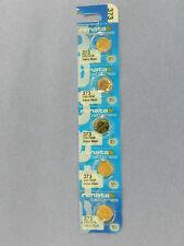 Renata  373 /  SR916SW    Batteries  Button Cell ,5Pc