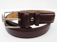 Cinture da donna marrone taglia 110 cm