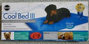 K&H Pet Products - Cool Bed III (3) Cooling, Cushioning Bed (Pet/Dog) New Small