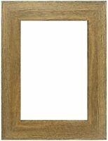 "US Art Frames 1/"" Flat Brushed Copper MDF Wall Decor Picture Poster Frame"