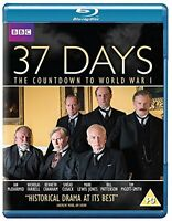 37 Days: The Countdown To World War 1 (BBC) [Blu-ray] [DVD][Region 2]