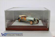 Bugatti Type 38 Grey Oranje Open 1/130  Ilario Chromes 1:43 Chro035