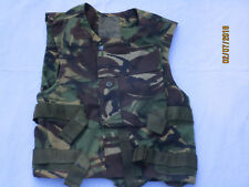 Cover Body Armour Is Woodland Dpm , Splinter Protection Vest Cover, Gr.180/104
