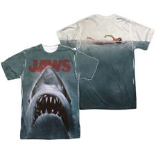 """Jaws """"Movie Poster""""  00006000 Dye Sublimation T-Shirt"""