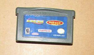 Ms. Pac-Man: Maze Madness / Pac-Man World for Nintendo Game Boy Advance