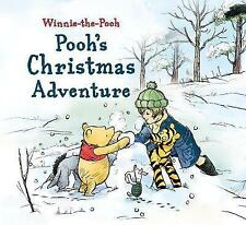 WINNIE the POOH...POOH'S CHRISTMAS ADVENTURE..Paperback book....