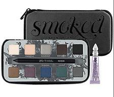 NIB 100% AUTHENTIC Urban Decay SMOKED Eyeshadow Palette w/Eye Pencil + Primer