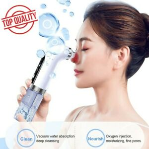 Household Small Bubble Skin Cleansing Hydro Dermabrasion Hydra Facial Machine