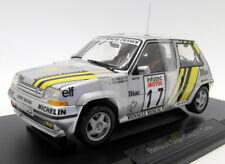 Norev 1/18 Scale Diecast - 185215 Renault 5 GT Turbo SuperCinq Tour De Corse 89
