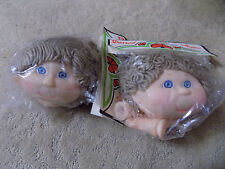 Doll Crafin/' 3.5 Inches Doll Head w// Green Yarn Hair and Hands 181