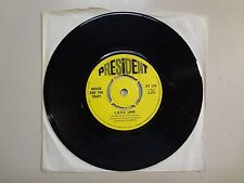 "MOUSE & THE TRAPS:L.O.V.E. Love-Lie,Beg Borrow & Steal-U.K.7"" 68 President PT174"