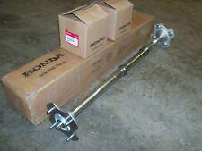 New OEM Genuine Honda Rancher 420 TRX420 2007-2013 SRA Rear Axle & Hubs