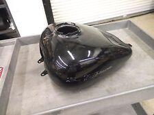 Harley Davidson Touring Gas Tank - Black - DENTED