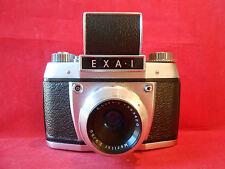 EXA 1 Objektiv Meritar 2,9/50 E.Ludwig Spiegelreflexkamera Kamera