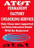 AT&T Samsung Galaxy Note 8 SM-N950U Unlock Code