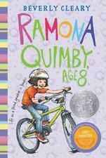 Ramona Quimby, Age 8 (Avon Camelot Books) by Beverly Cleary