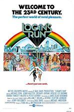 Posters USA - Logan's Run Movie Poster Glossy Finish - PRM699