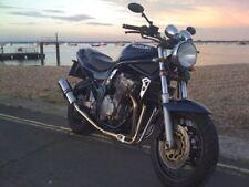 Suzuki GSF 600 Bandit 95 - 2006 Stainless Performance Motorbike Exhaust, pipe