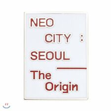 SM TOWN NCT 127 [NEO CITY : SEOUL - The Origin] Concert Goods : Concert Badge
