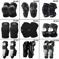 WOSAWE Moto Knee Pads Protective Motorcycle Kneepad Motocross Bike Bicycle Guard