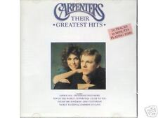 LP UK CARPENTERS THEIR GREATEST HITS