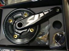 new 165 mm Shimano Saint M810  165mm ATB  36/22 crankset  68/73 BB  w/bashguard