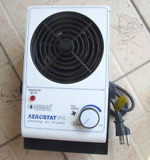 Fan speed Aerostat PC Ionizing Air Blower Fan Ion Anti-Static 2.2KG AC 220V fan