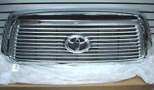 Toyota Tundra Limited Platinum Chrome Grille Genuine OE OEM