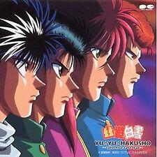 """Yu yu Hakusho Anime Soundtrack Cd """"collective rare trax Soundtrack Cd Anime Tv"""