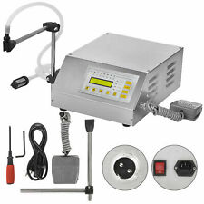 Automatic Digital Liquid Filling Filler Machine Microcomputer Control 2~3500ml