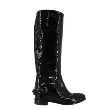 Christian Louboutin | Egoutina Patent Leather Boots