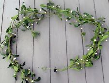 Artificial Mistletoe Garland  - Christmas Flowers