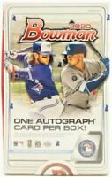 2020 BOWMAN FACTORY SEALED HOBBY BOX = 24 Packs -  Jasson Dominguez?