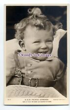 r1706 - Prince Edward son of Duke & Duchess of Kent - postcard