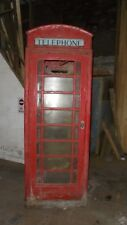 ORIGINAL K6 RED TELEPHONE BOX, BOOTH, KIOSK