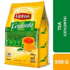 LIPTON CEYLONTA TEA 100% Pure Sri Lankan BOPF Black Tea Loose 200g,400g,500g
