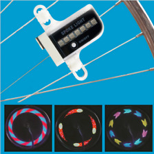 14 LED, 30 Patterns Bicycle/Motorcycle Wheel Spoke Light