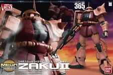 Gundam 0079 1/48 Mega Size MS-06S Char's Zaku II Model Kit USA Seller In Stock