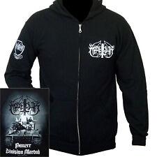 Marduk Panzer Division Marduk Hoodie M L XL Hooded Sweatshirt Metal Band Hoody