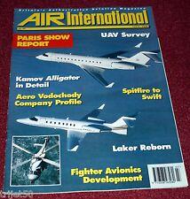 Air International 1997 July Laker,Kamov Ka-52,Aero Vodochody