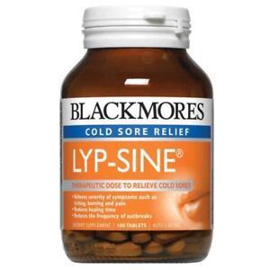 Blackmores Lyp-Sine 100 Tablets