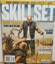 Skill Set Issue 13 Spring 2020 Vince Vargas John Rambo FREE SHIPPING CB