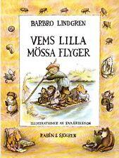 Buch Barbro Lindgren Schwedisch: Vems Lilla Mössa Flyger