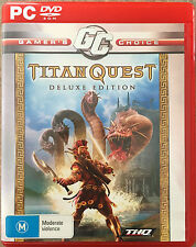 Titan Quest deluxe edition Pc Game
