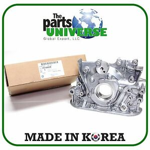 Oil Pump for Select Chevy Chevrolet Spark  (2005-2011 )Part: 25189698