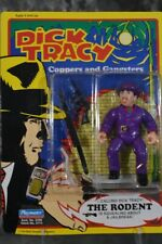 1990 Playmates Dick Tracy Coppers and Gangsters The Rodent Figure Unpunched